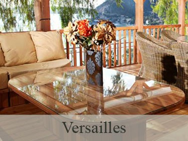 Versailles Luxury Wooden Gazebo